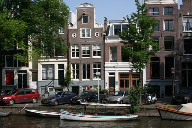 The location of Herengracht21
